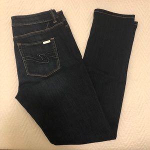 WHBM Straight Leg Jeans